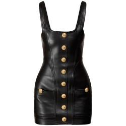 Lambskin Hides - Berry Blue