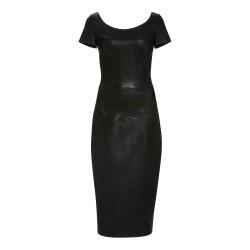 Lambskin Hides - Chiffon White